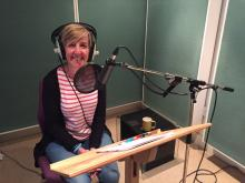 Julie Hesmondhalgh recording not in our name CD