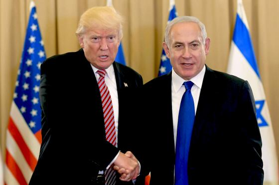 What did Trump's declaration on Jerusalem trigger?