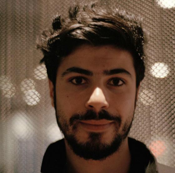 Ahmed Mansour - film maker
