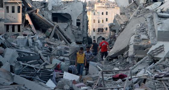 Destruction of the Middle East