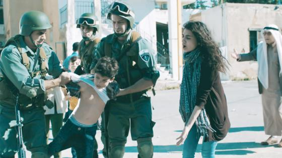 Kidnapping Palestinian children