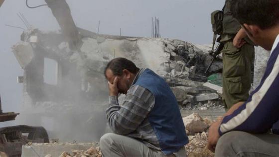 Apartheid destruction of property