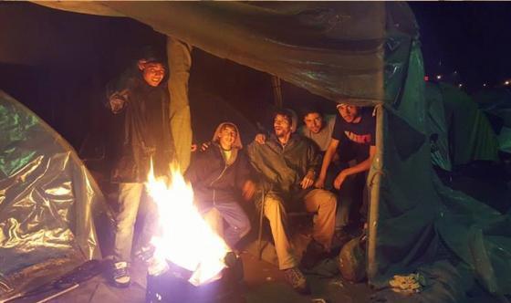 firelight friendship