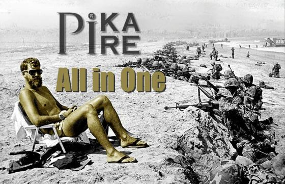 Pikare for peace in our name