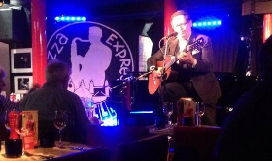 Earl Okin blues singer